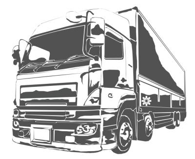 光輪タイヤ 対応車種 大型トラック