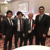 YCNパーティ表彰式
